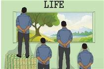 发条乐点:这张图告诉我们钱多可以尿窗外?