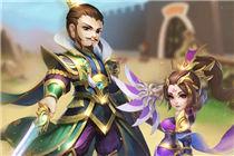 《合击三国》武将养成回合制三国微信小游戏
