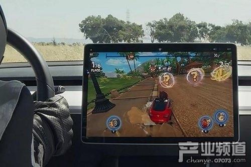 特斯拉CEO流露未来可以在特斯拉车上玩《GTA 5》