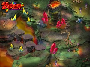 《武侠世界》游戏截图10
