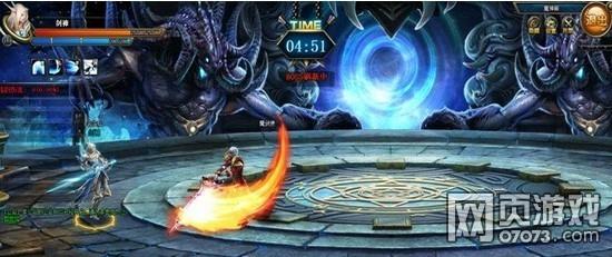 剑与地下城公会活动魔神殿攻略