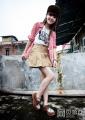 炫舞时代女生服装搭配 2013年流行搭配