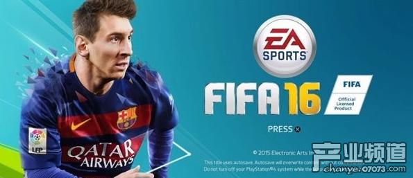 2015英国游戏销量TOP50 FIFA 16 第一