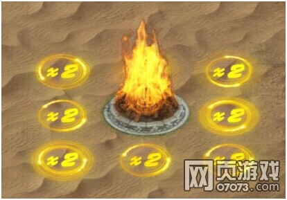 传奇荣耀圣火争夺活动玩法介绍