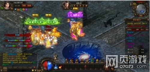 传奇霸业超霸争夺战具体玩法解析