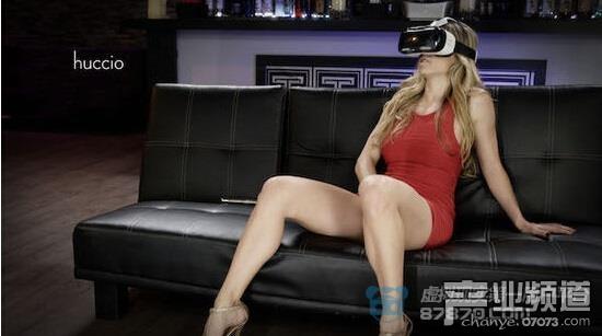 VR催生成人产品 情趣机器人即将到来