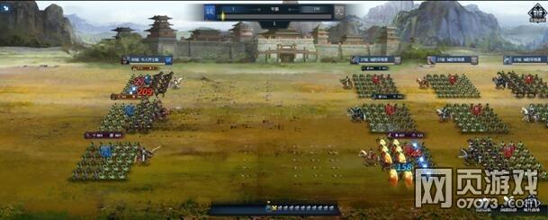 战神36计国战怎么打 国战玩法介绍图片