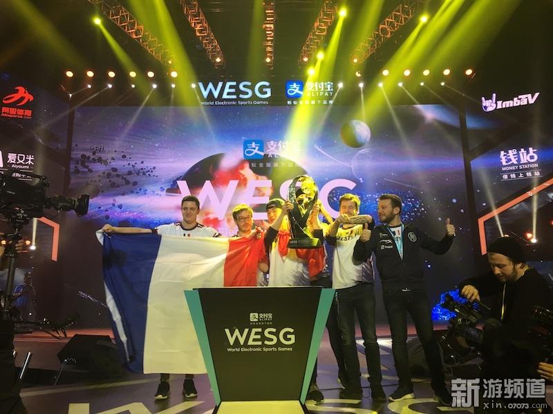 专访WESG总冠军EnVyUs 下届也会继续赢下去