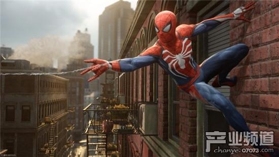 PS4平台3A版《蜘蛛侠》