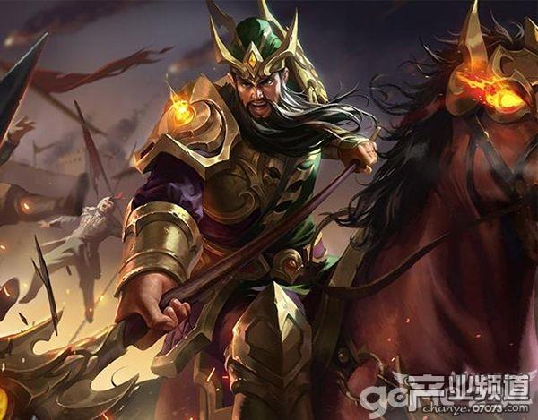 王者荣耀kpl上必选的英雄:李白关羽花木兰