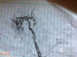 生死狙击玩家手绘-深渊巨斧