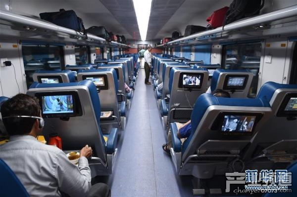 印度豪华高铁像机舱有WiFi,可事情反转太快