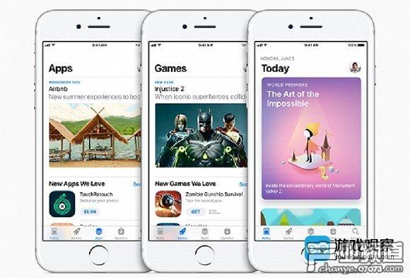 App Store史上最大改版:对刷榜自充使出的绝招
