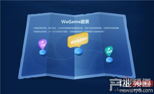 腾讯WeGame内测版本上线 整合游戏、直播与社交