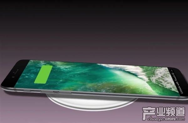 续航可期!iPhone 8使用无线慢充:可彻夜充电