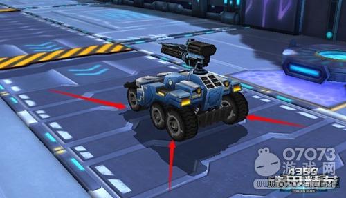 铁甲精英碰碰车模式攻略分享