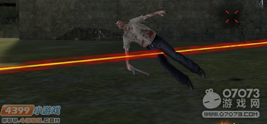 生死狙击游戏截图-骑着子弹
