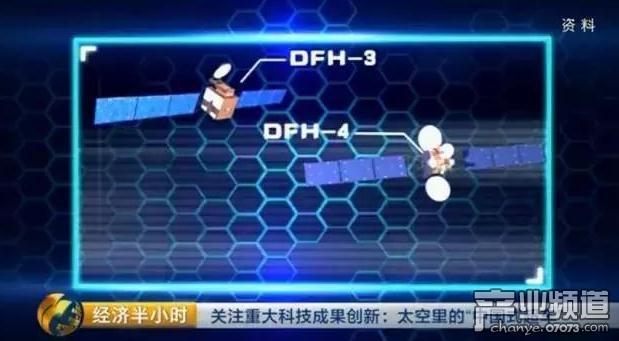 中国发射超级卫星 飞机高铁上将实现高速上网