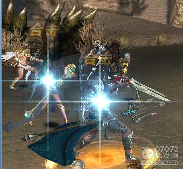 女神之光战斗系统攻略
