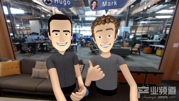 Facebook:我们想要有十亿虚拟现实用户