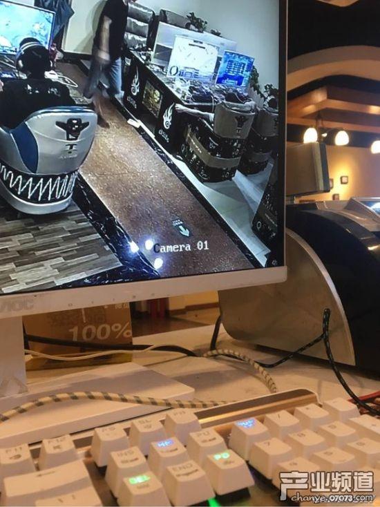 玩家网吧玩绝地求生开挂:网管无限重启电脑