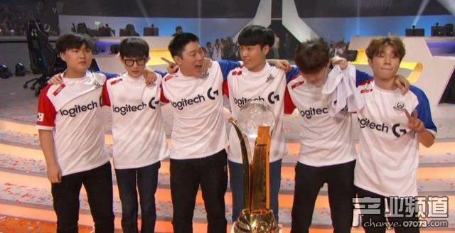 2017年《守望先锋》世界杯完美谢幕 韩国队卫冕夺冠