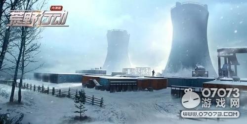 荒野行动新版本爆料 全新雪天模式即将来袭