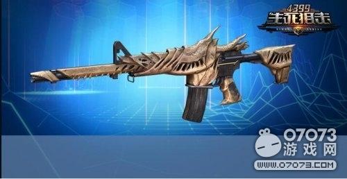 生死狙击AR15-荒骨卓越级主武器介绍
