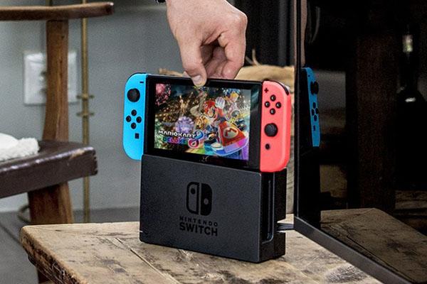 任天堂在2017年实现复兴 Switch和独立游戏是大功臣
