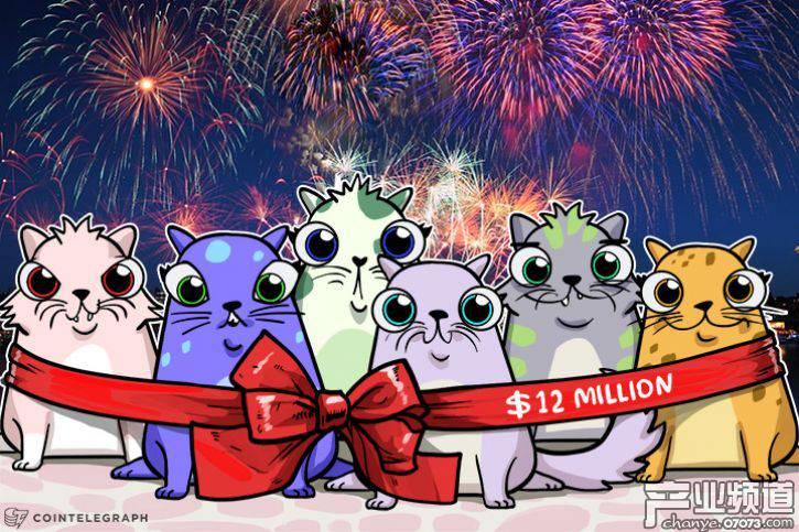 Crypto Kitties