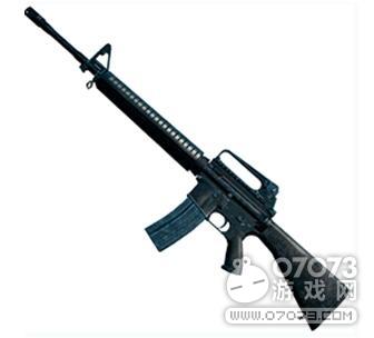 绝地求生刺激战场武器m16a4属性详解