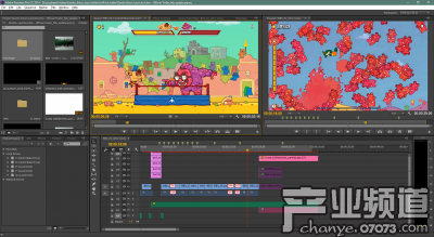 Premiere & After Effects