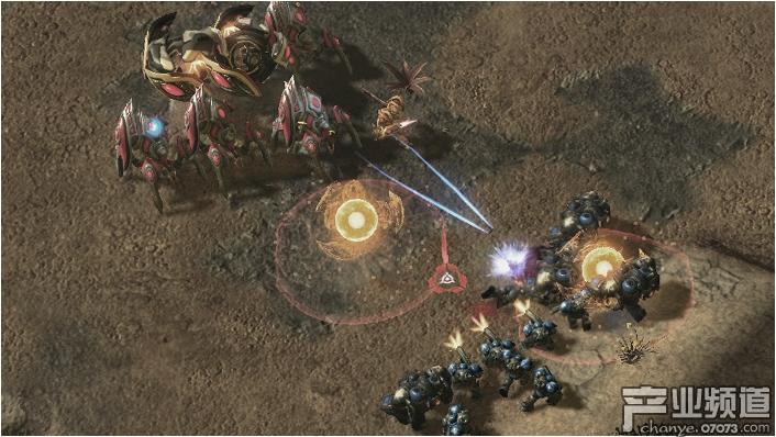 《星际争霸 2》最近转变成了免费的游戏