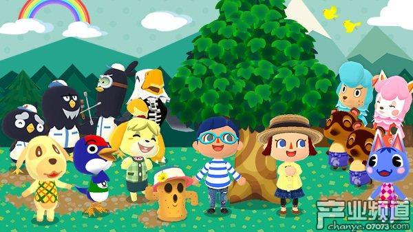动物之森:口袋营地