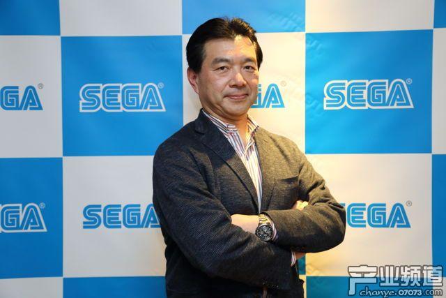 SEGA Games社长松原健二