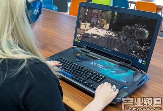 PC业务下滑 宏碁欲大力发展高端游戏设备自救