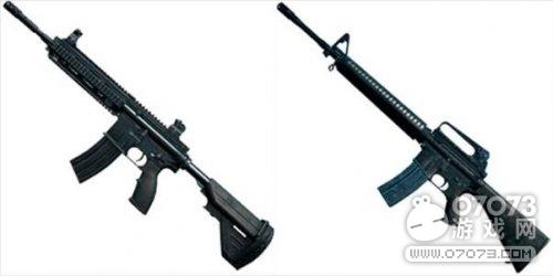 绝地求生刺激战场枪械M416作用详解