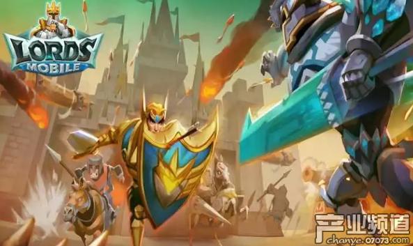 《王国纪元》游戏封面图