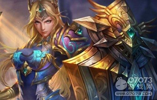 龙之女神女角色分享 女角色图片欣赏