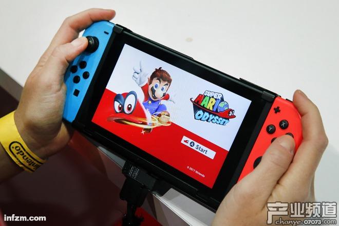仅用了一年时间,任天堂主机Switch的销量就超过了上一代主机WiiU五年累积销量的总和