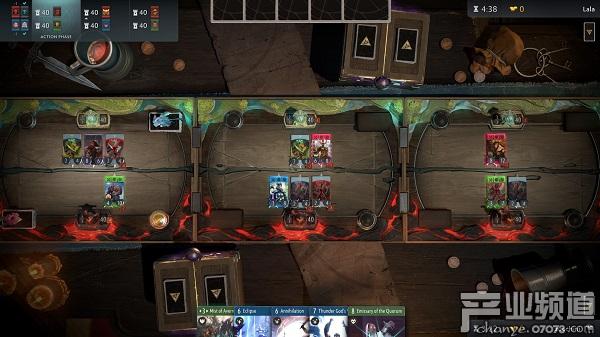DOTA卡牌游戏Artifact上架Steam 定于年末发售