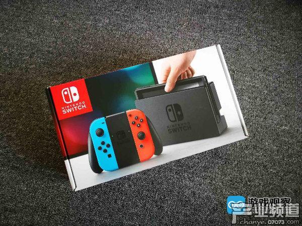 任天堂Switch北美年销量超越PS4和Wii 创历史纪录
