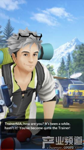 《精灵宝可梦GO》将迎重大更新 引入实地研究任务系统