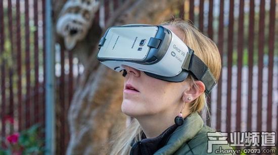 三星的Gear VR