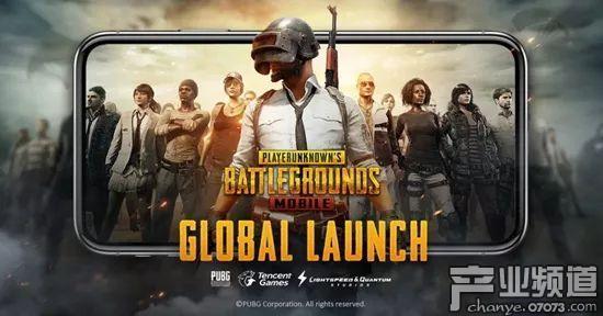 《PUBG Mobile》创国产游戏出海纪录