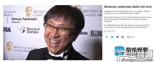 任天堂高管透露全新游戏主机与系统正在开发中