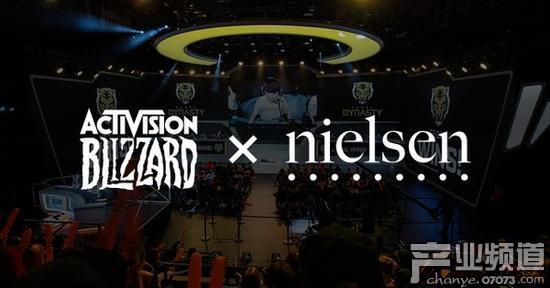 动视暴雪宣布和尼尔森公司达成深度合作
