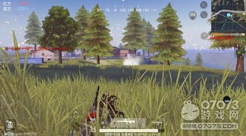 荒野行动烟雾弹投掷技巧 烟雾弹使用技巧分享
