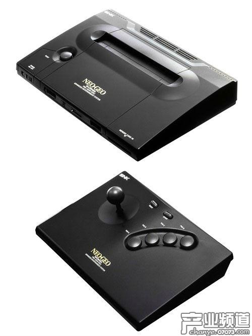 庆祝品牌40周年 SNK将复刻NEOGEO复古主机