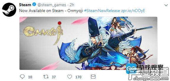 《阴阳师》Steam免费版上线 多半好评但不支持中文